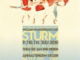 """Die TheaterTruppe spielt """"Der Sturm"""""""