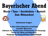 Einladung Bayerischer Abend