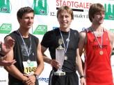 Die Sieger der Uniwertung beim Domlauf 2011