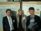 Prof. Gerhard Waschler, Dr. Ursula Weier, Markus Köpf