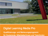 Digtial Learning Media Pro Flyer