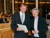 Dr. Stefan Mang und Prof. Carola Jungwirth