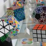 Mathe-Museum: Ausstellungsstücke
