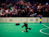 Fußballer des RoboCup