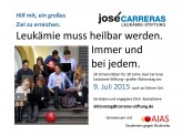Leukämie-Aktions-Tag am 9. Juli