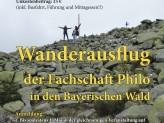 Plakat: Wanderausflug 2015