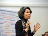 Nina Merrens erklärt die Kulturunterschiede zwischen Deutschland und Großbritannien.