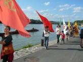 Flaggenprojekt in Schaerding