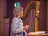 Präsidentin Prof. Dr. Carola Jungwirth bei ihrer Amtseinführung am 15. April 2016