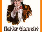 Plakat Helfer