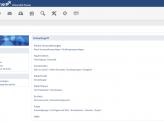 Startseite von Stud.IP in der Version 4.0