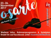 Plakat zum iberoamerikanischen Filmfestival 2017