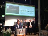 Verleihung des Staatspreises für herausragende Leistungen an Herrn Konstantin Gastinger