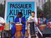 Trommelgruppe beim Passauer Kultur Jam 2017