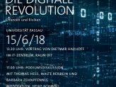 Poster zur Veranstaltung mit Programmübersicht