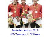Plakat zur Sportlerwahl Niederbayern
