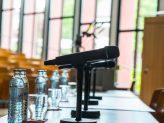 Gesprächsforum im Audimax der Universität Passau