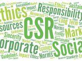 Word Cloud zum Thema Nachhaltigkeit