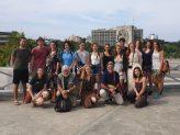 Teilnehmerinnen und Teilnehmer der Exkursion nach Kuba