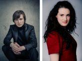 Pianist Amadeus Wiesensee und Mezzosopranistin Vero Miller