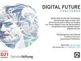 """Digital Future""-Challenge Flyer"