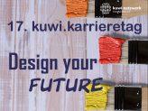 Flyer zum kuwi.karrieretag am 18.01.2020