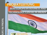 Berufe im Profil: Projektleitung beim European Business and Technology Centre in Indien