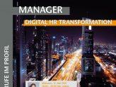 Berufe im Profil: Manager Digital HR Transformation