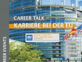 Career Talk: Karriere bei der EU