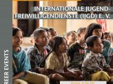 Career Talk: Internationale Jugendfreiwilligendienste (ijgd) e.V.