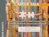Career Talk: Einblick in die Arbeit bei einer gemeinnützigen Stiftung am Beispiel der Stiftung Genshagen