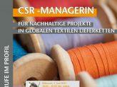 BiP: CSR Managerin