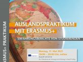 Vortrag Auslandspraktikum mit Erasmus+