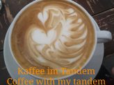 Kaffee im Tandem