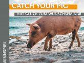 Glücksschwein-Gewinnspiel des ZKK